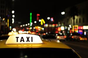 Нанять такси
